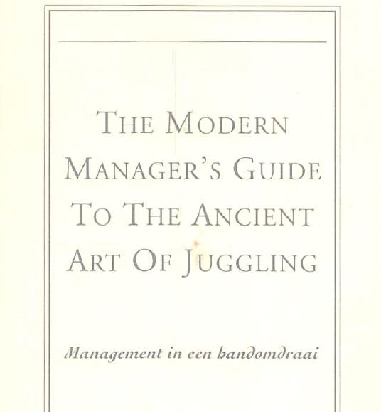 jongleren-voor-managers